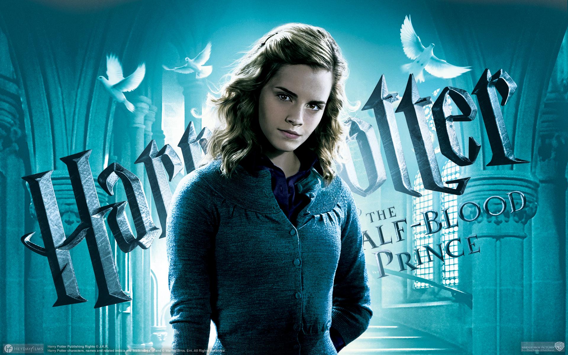 Emma Watson in Half Blood Prince Wallpapers HD Wallpapers 1920x1200