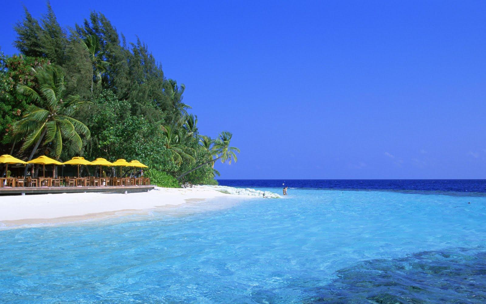 Cool Beach Wallpaper: Hd Beach Desktop Backgrounds