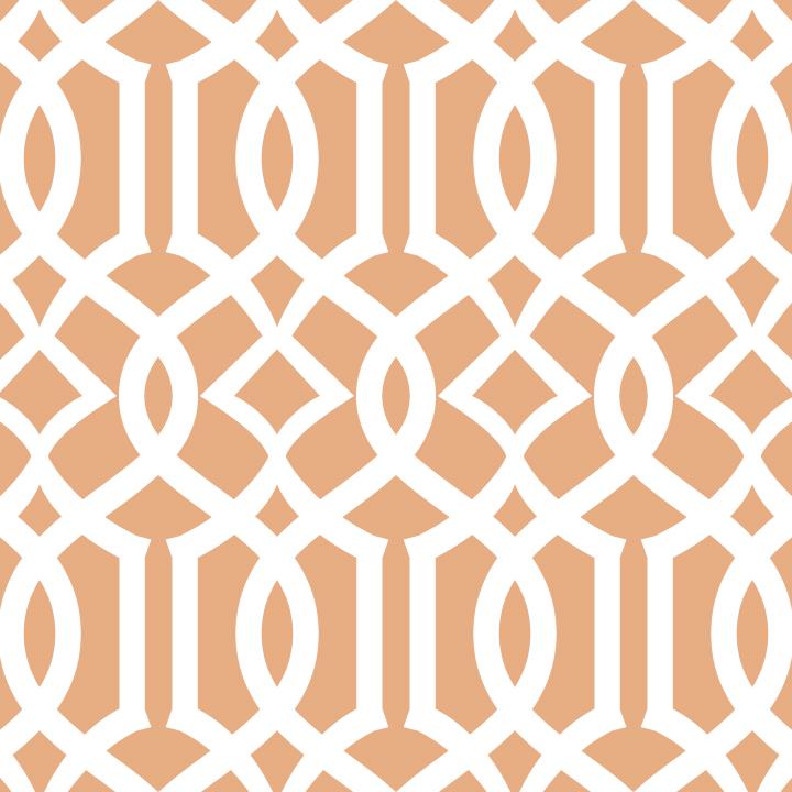 Trellis Removable Wallpaper Tiles 720x720