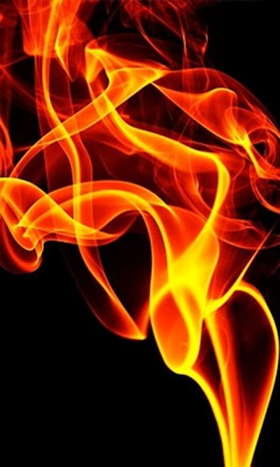 beautiful live wallpaper of moving fireLooking Burning fire on your 307x512