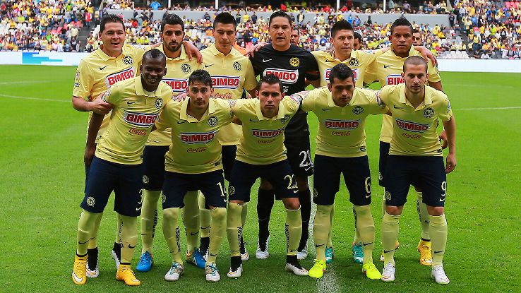 Club America must be ruthless against last place Morelia 738x415