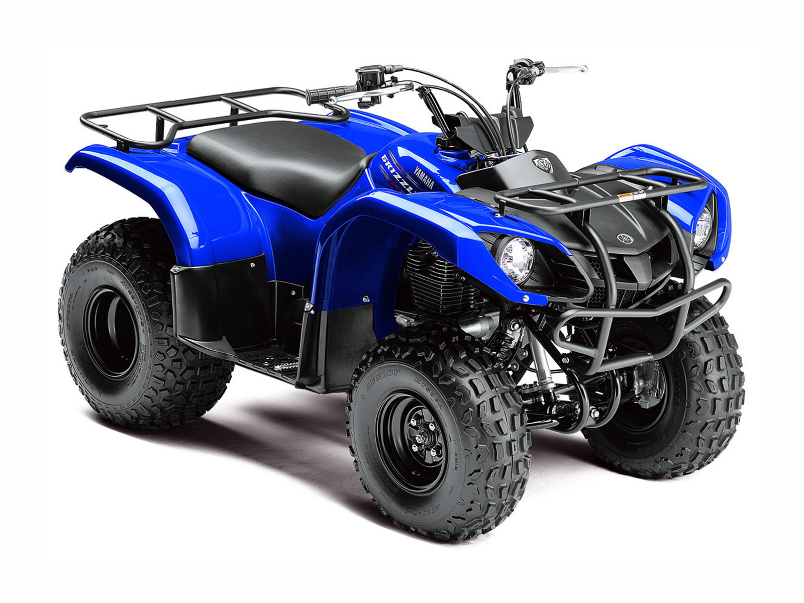 2012 Yamaha Grizzly 350 Auto Wallpaper PicsWallpapercom 1600x1200