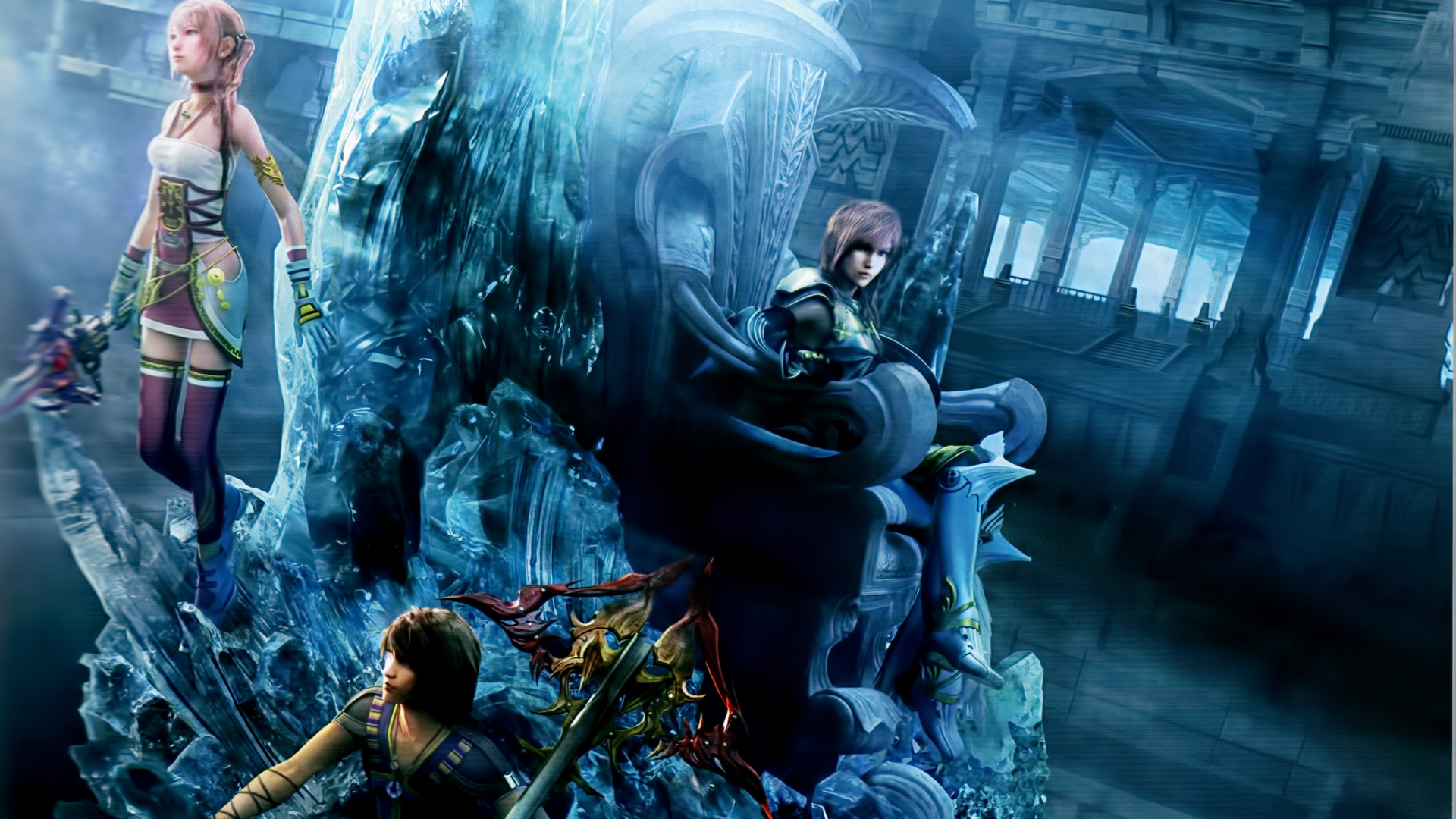 Related Wallpaper for Final Fantasy XIII Wallpapers 1920x1080
