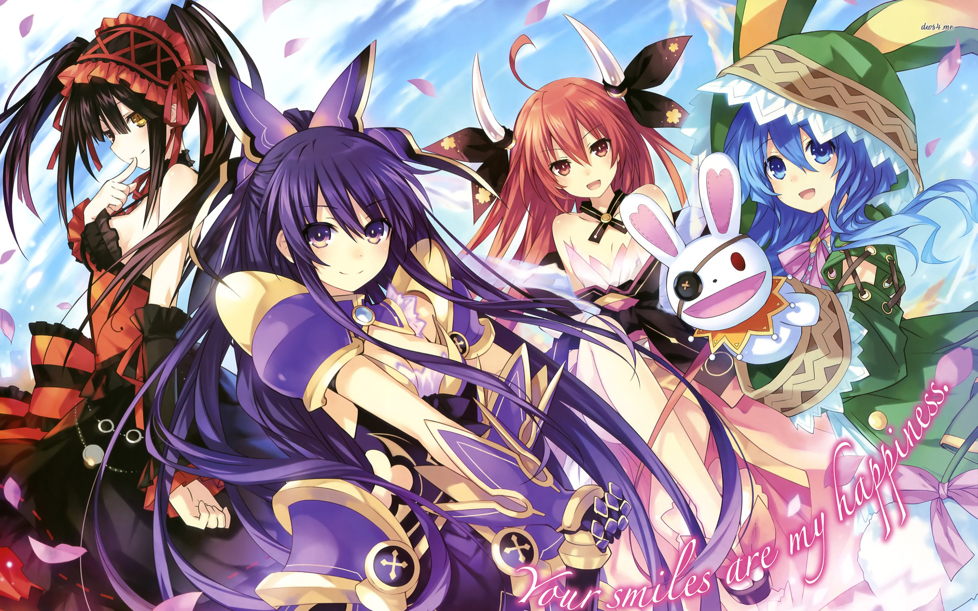 Date a Live wallpaper   Anime wallpapers   18563 1920x1200