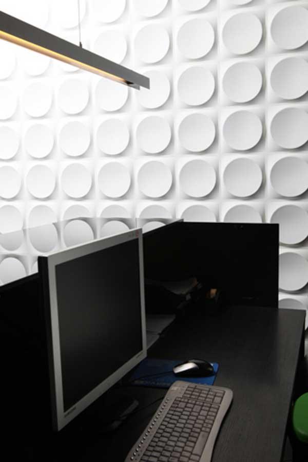 3D Wallpaper for Office Design Ideas 600x901
