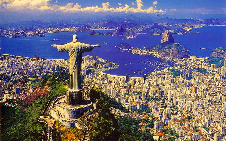 Rio de Janeiro Wallpaper HD - WallpaperSafari