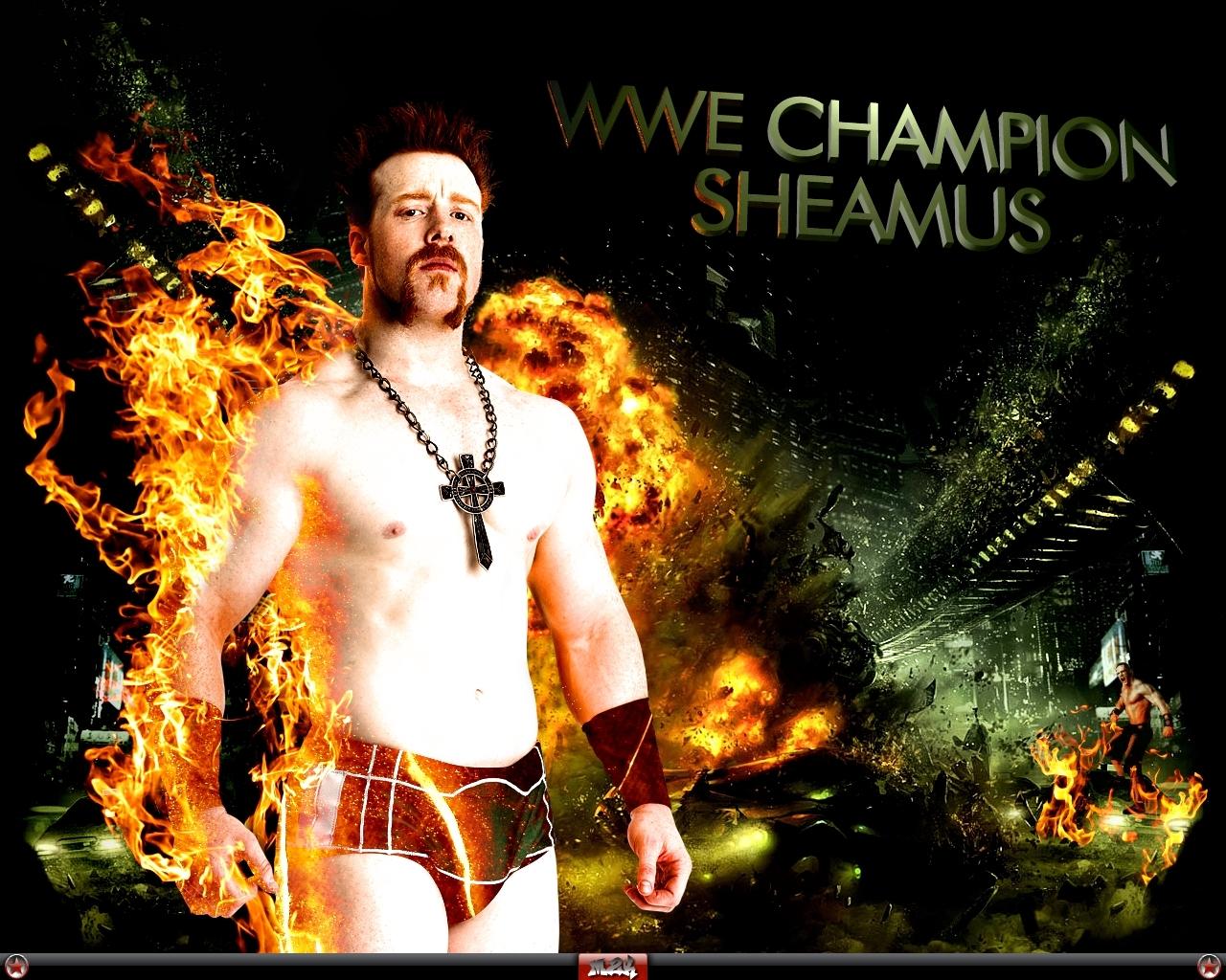 Sheamus WWE wallpapers Sheamus WWE pictures Sheamus 1280x1024