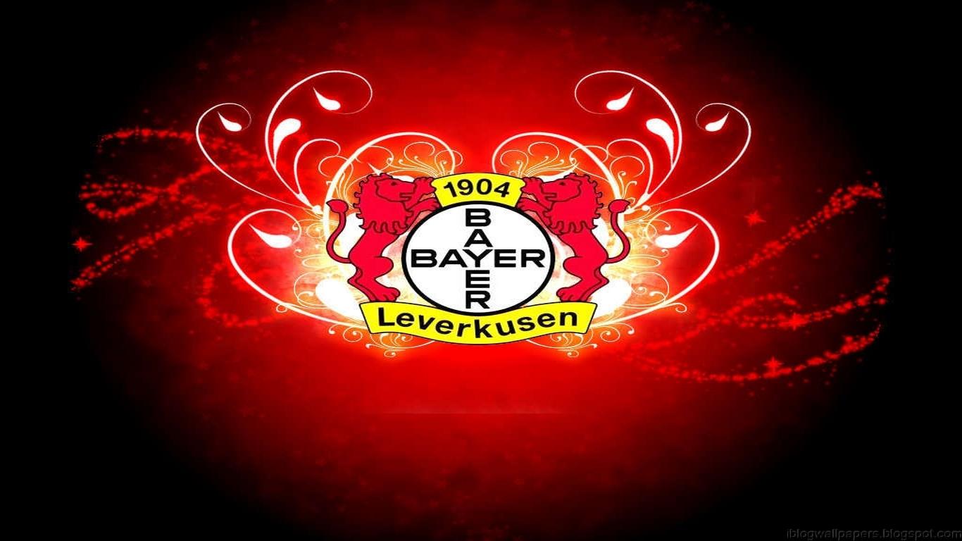 Leverkusen Logo Wallpapers HD Collection Download Wallpaper 1366x768