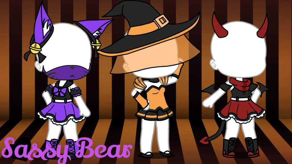 download Halloween outfits Gacha Life Amino [1024x576] for 1024x576