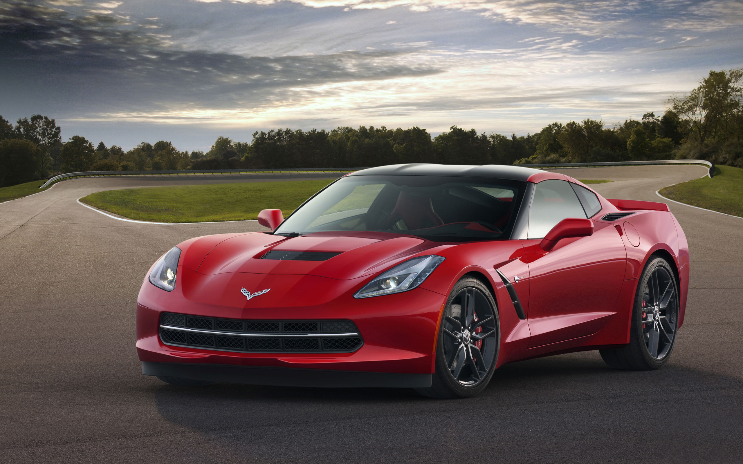 2014 Chevrolet Corvette C7 Stingray Wallpaper HD Car Wallpapers 2560x1600