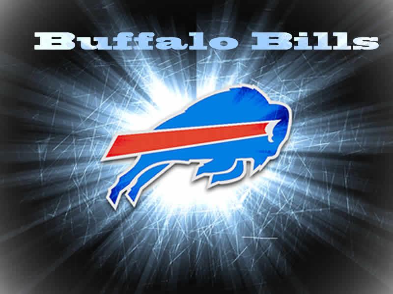 New York Buffalo Bills football team official logo wallpaper click to 800x599