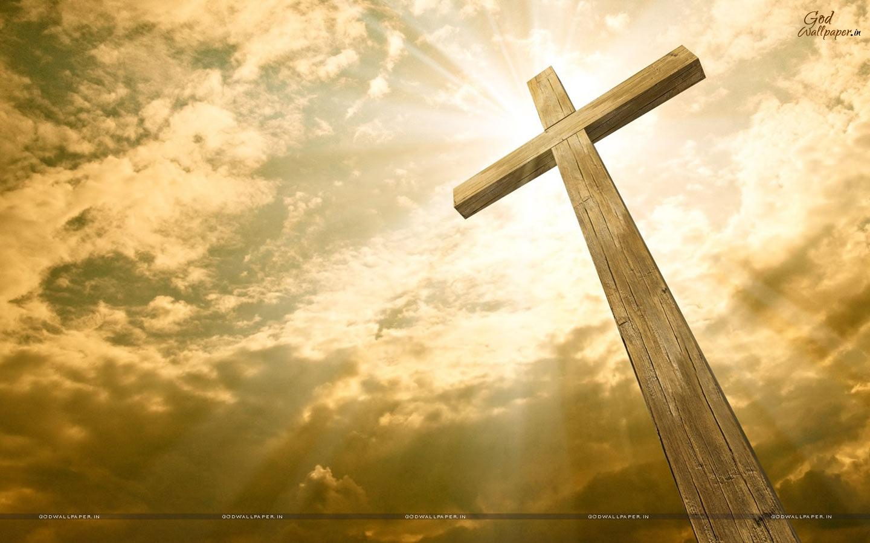 Jesus Cross HD Wallpaper for Desktop Download 1440x900