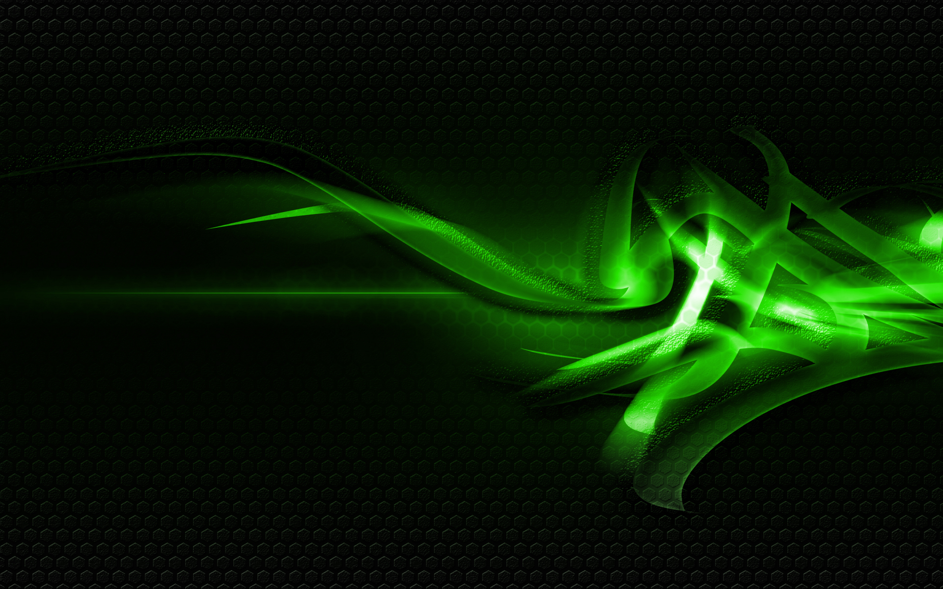 1920 x 1200 Wallpapers Widescreen Wallpapers 14812 abstract green 1920x1200
