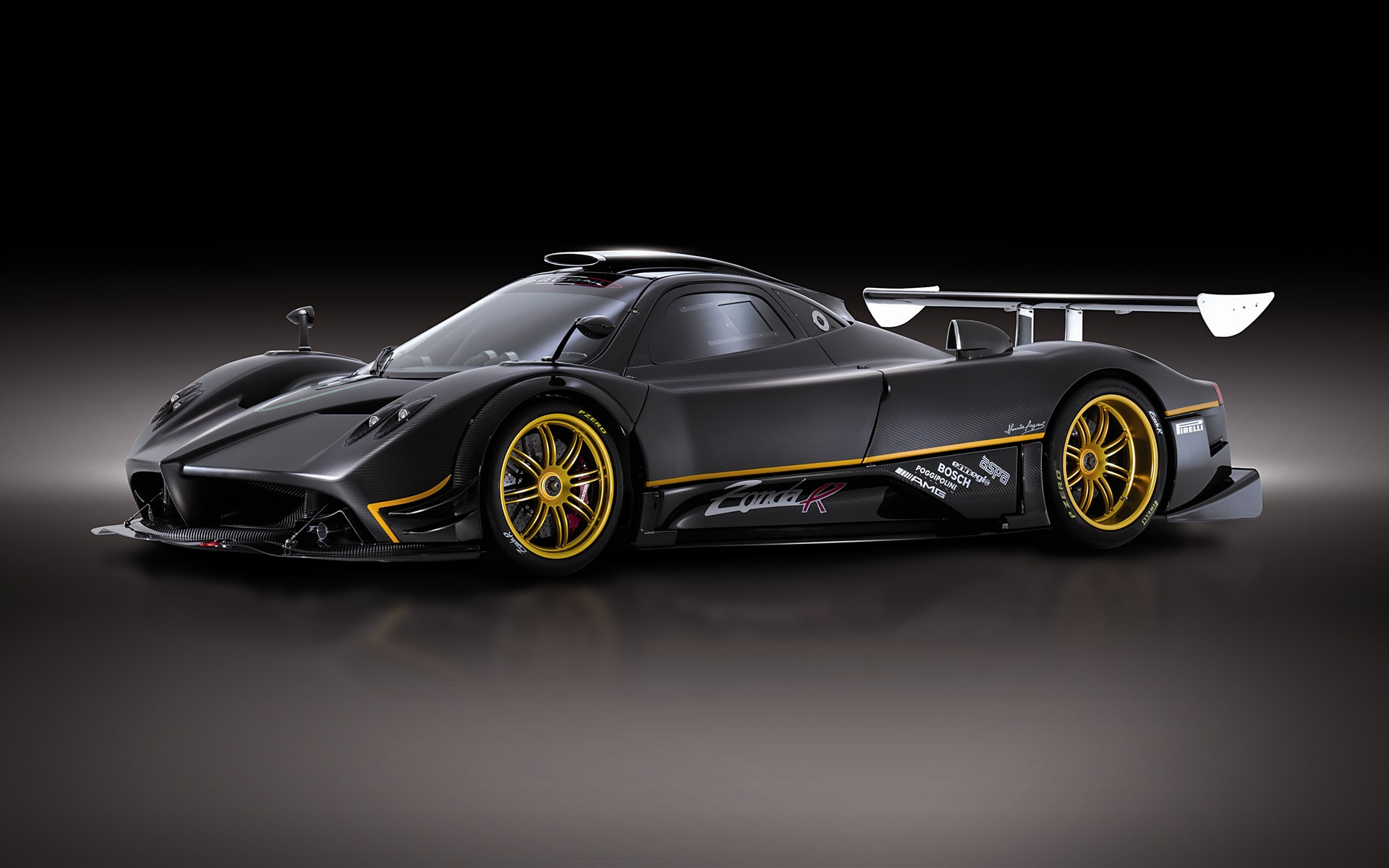 Zonda R Super Car Wallpapers Zonda R Super Car HD Wallpapers 1920x1200