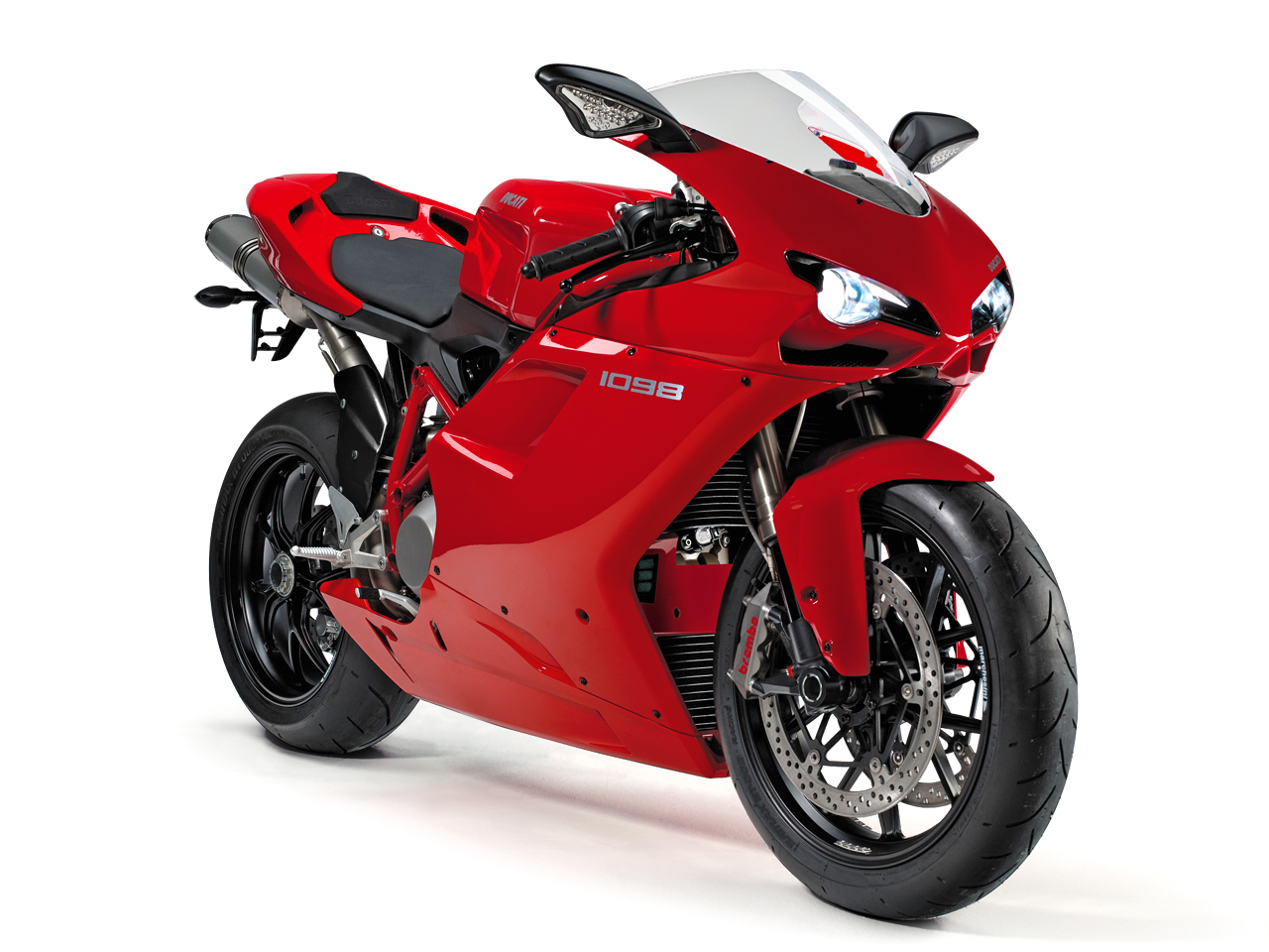 Motorcycle Wallpaper Ducati 1098 Wallpaper 1280x960