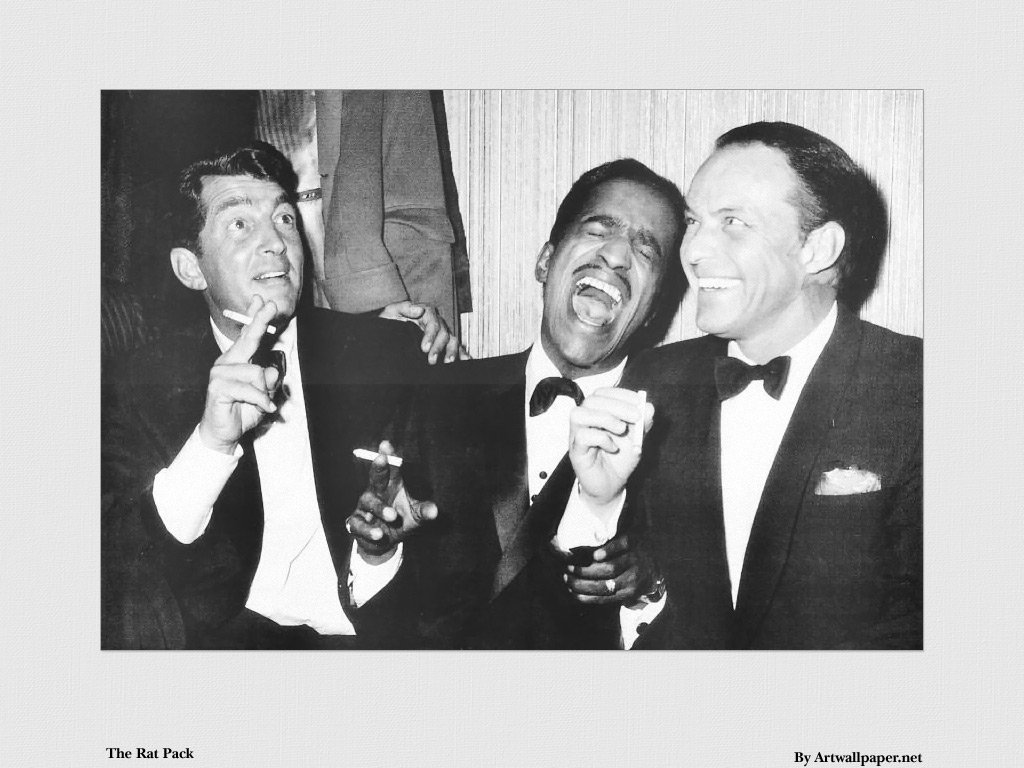The Rat Pack Wallpaper Wallpapersafari