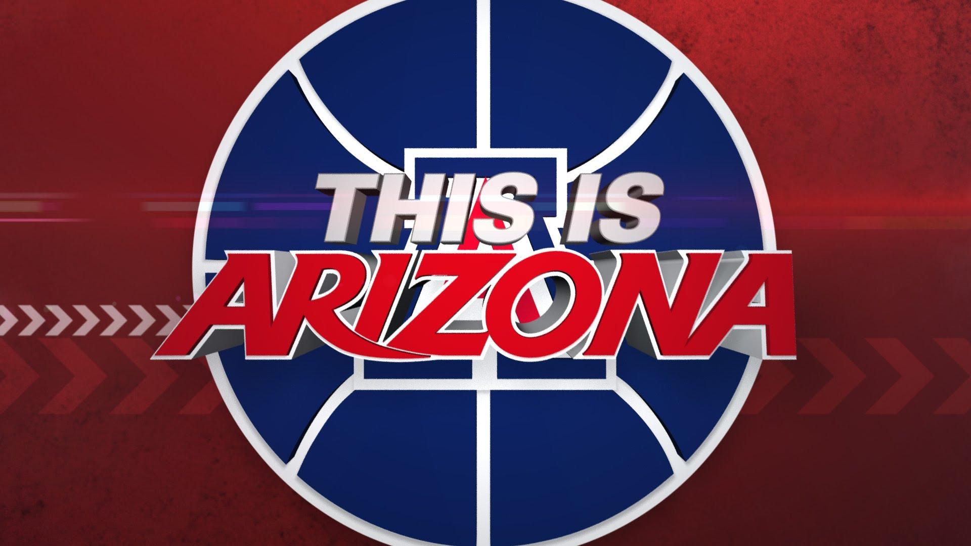 2013 Arizona Basketball 1920x1080