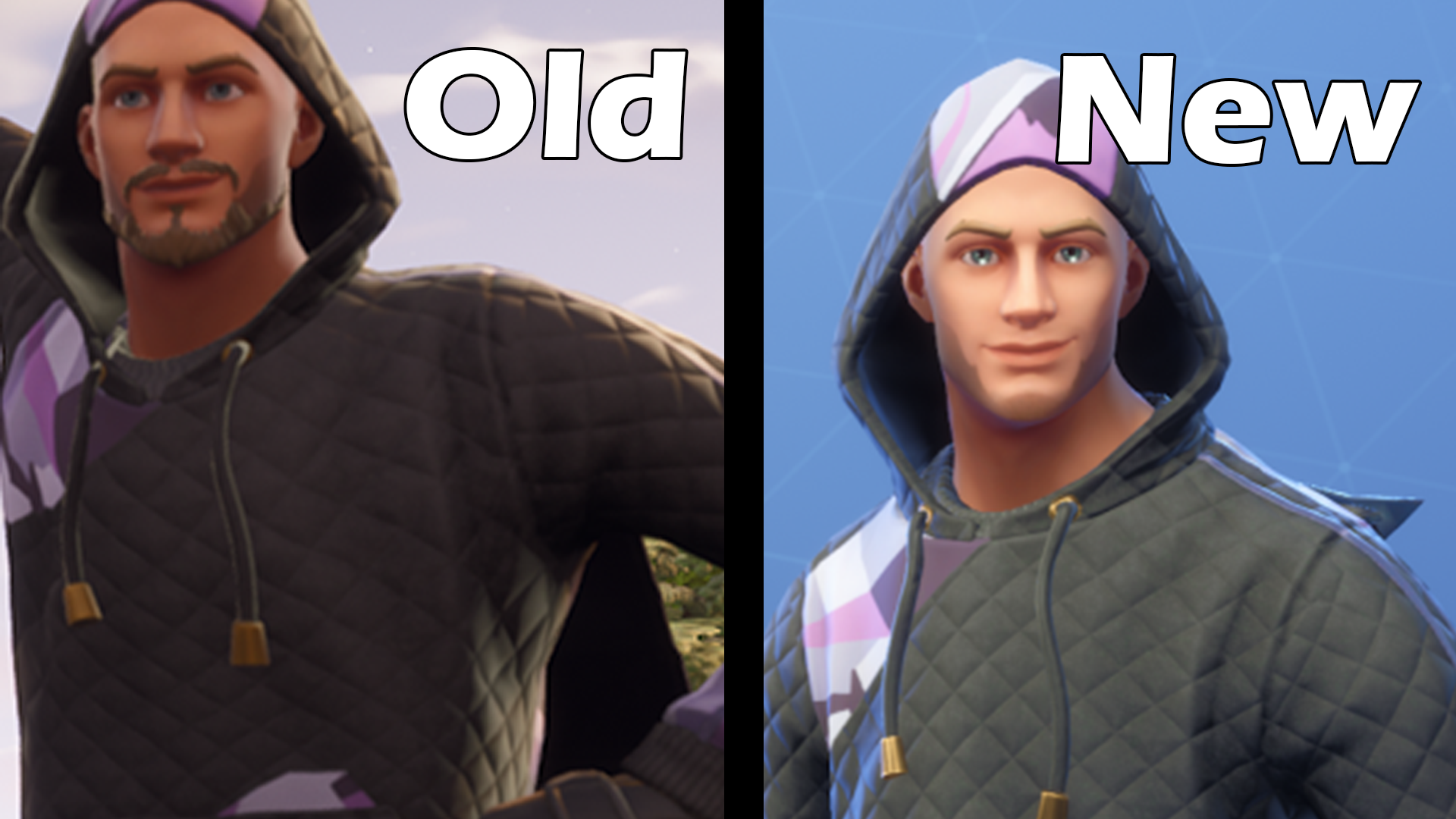 Did I miss something on what happened to Monikers beard FortNiteBR 1920x1080