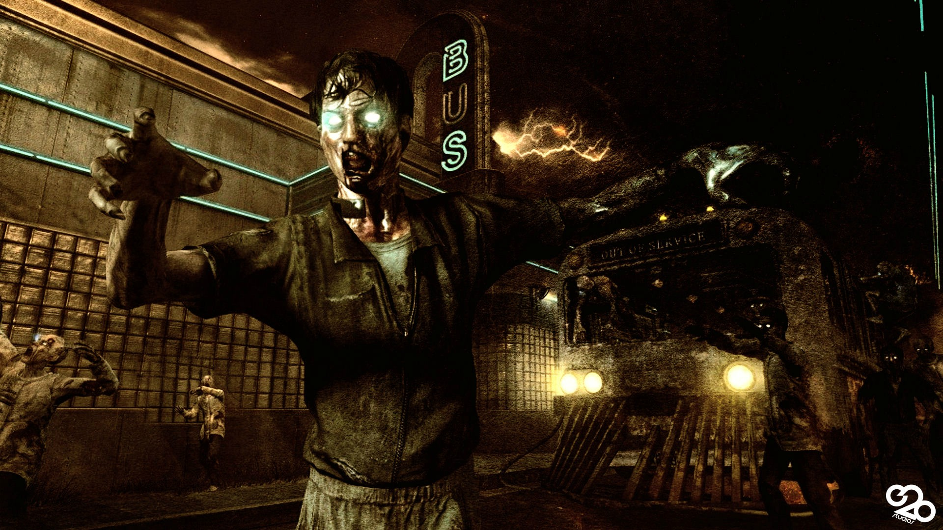 black ops zombies wallpaper 1920x1080Call Of Duty Black Ops Ii Ps3 1920x1080