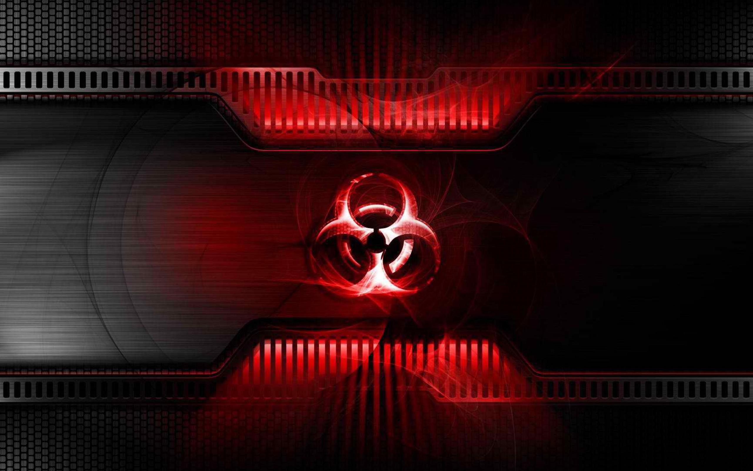 Red Biohazard Wallpaper wallpaper wallpaper hd 2560x1600