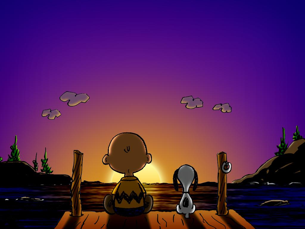 Peanuts Love deviantART Favourites 1024x768