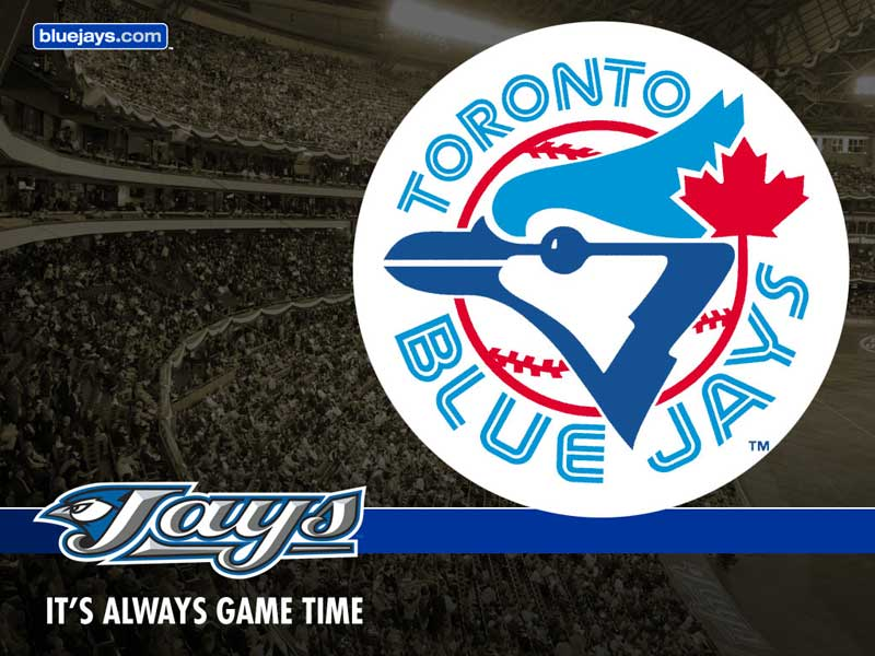 Download Toronto Blue Jays wallpaper Blue Jays Logo 800x600