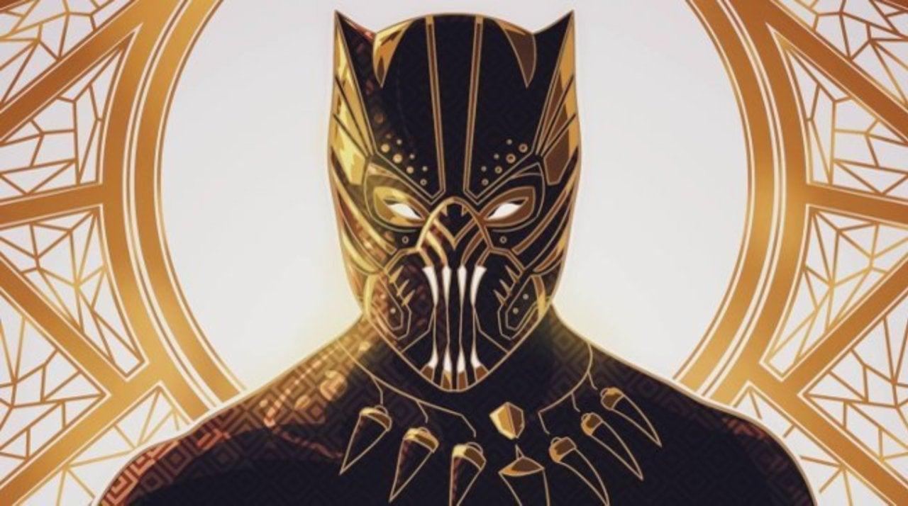 Black Panther Golden Jaguar Wallpaper Download Wallpaper 1280x714