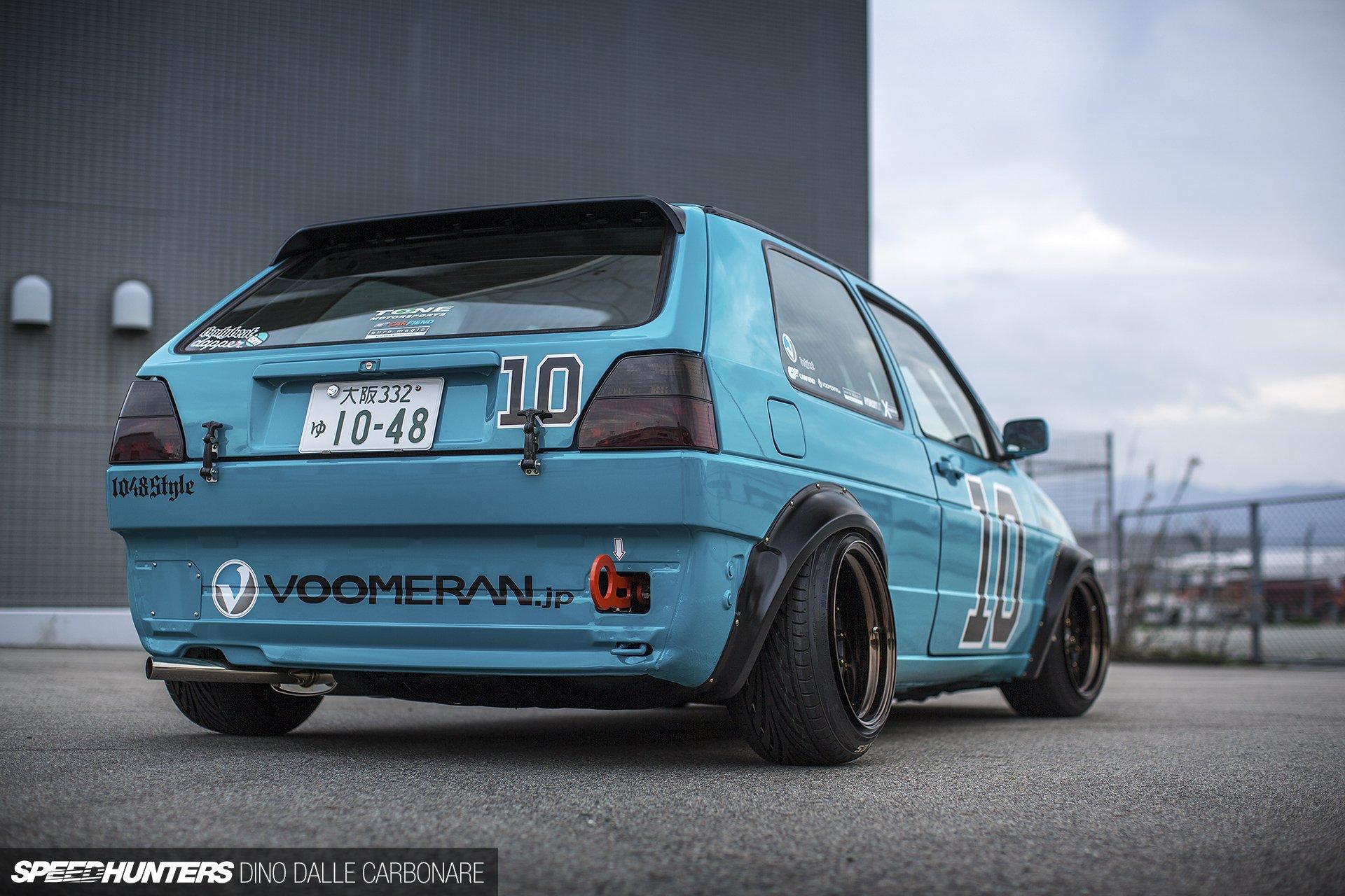 Volkswagen Golf Mk2 tuning race racing wallpaper 1920x1280 453157 1920x1280