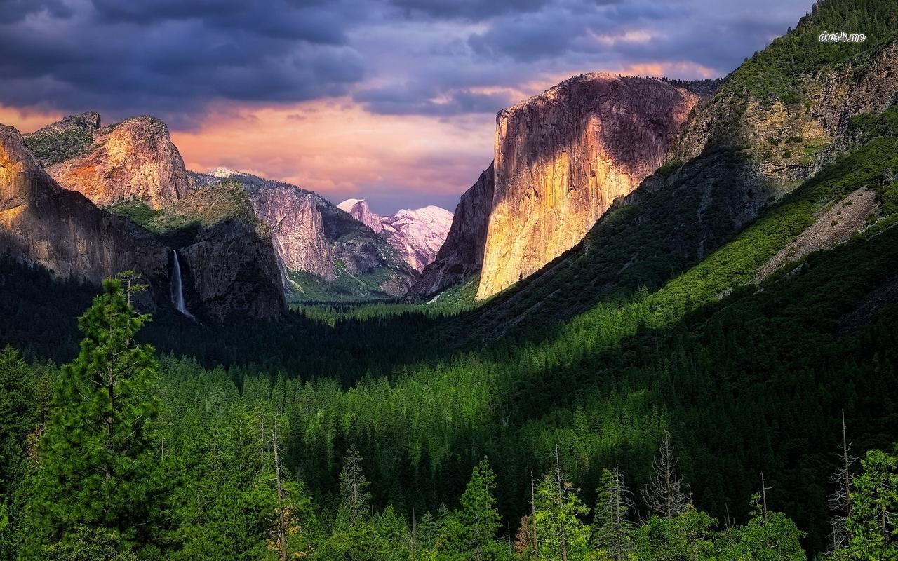 Yosemite 8k wallpapers wallpapersafari - Wallpapers 1280x800 nature ...
