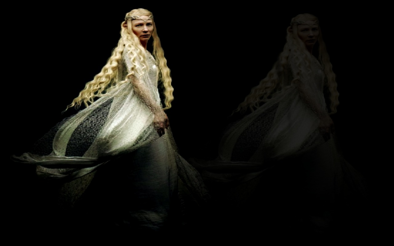 Middle Earth and Beyond Wallpapers Galadriel The Hobbit 1280x800