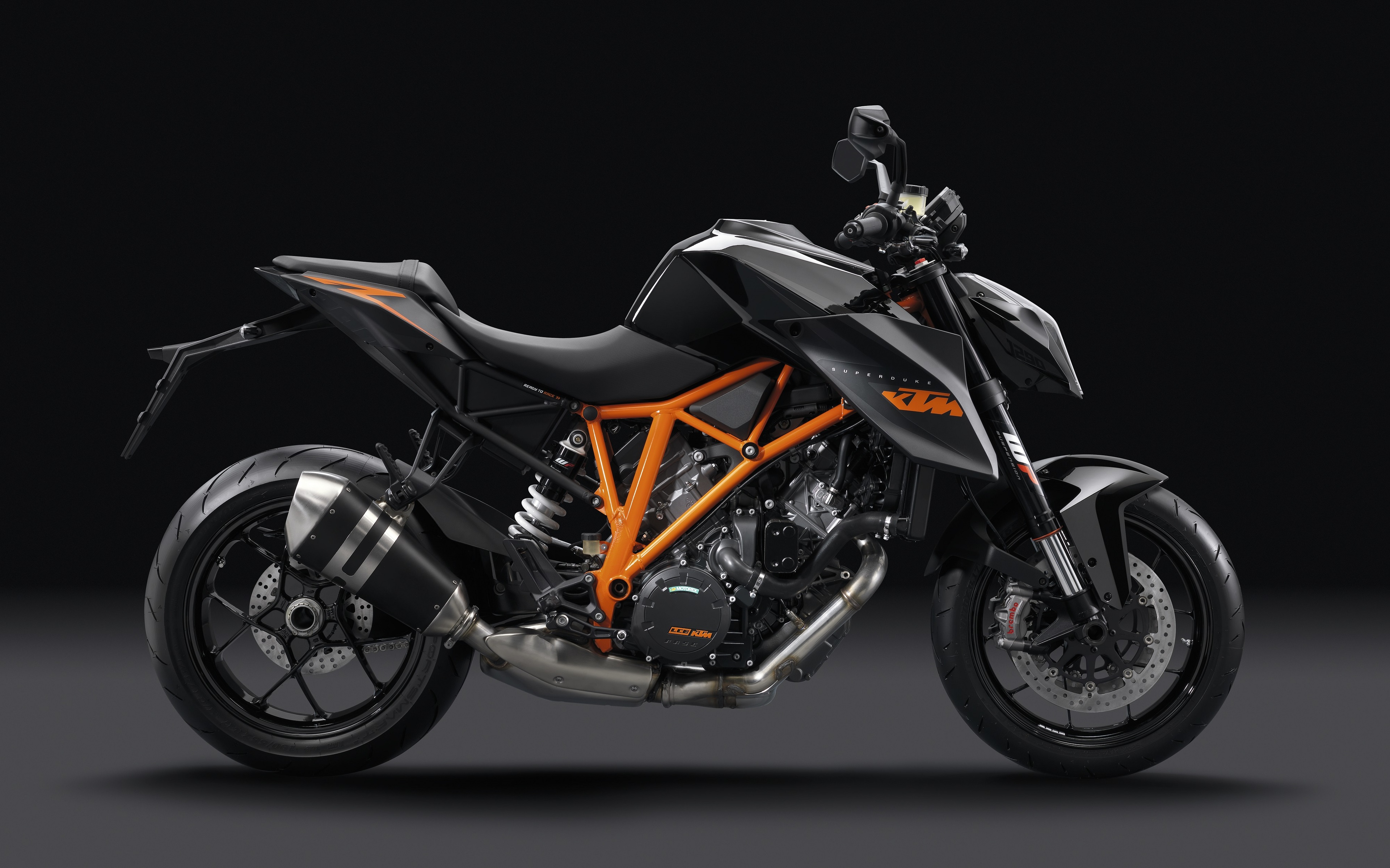 Duke 1290 KTM Bike Wallpaper For Desktop Download in HD 4K 3840x2400