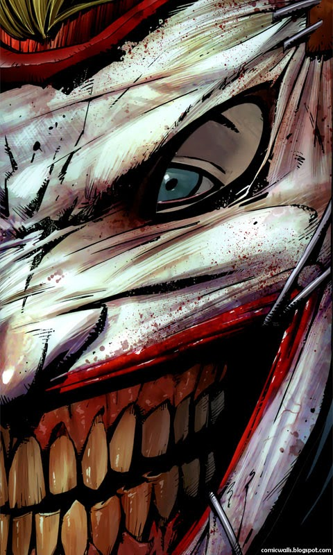Comic Wallpapers TheJoker ComicWallpaper Comics MobileWallpaper 480x800
