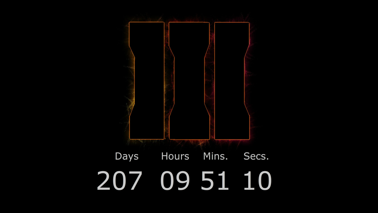 Countdown for Cod Black Ops 3   screenshot 1596x900