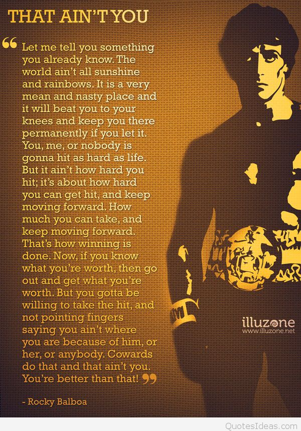 SYlvester Stallone Rocky Balboa Quotes Wallpapers hd 600x858