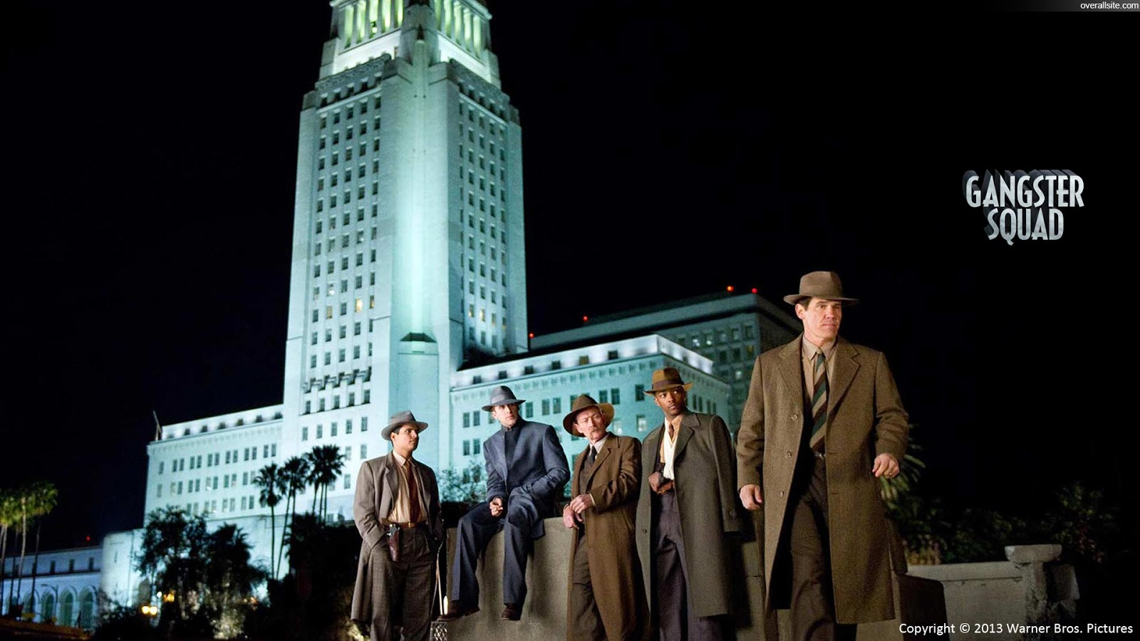 Wallpapers Gangster Squad   Everything about PowerPoint Wallpapers 1600x900