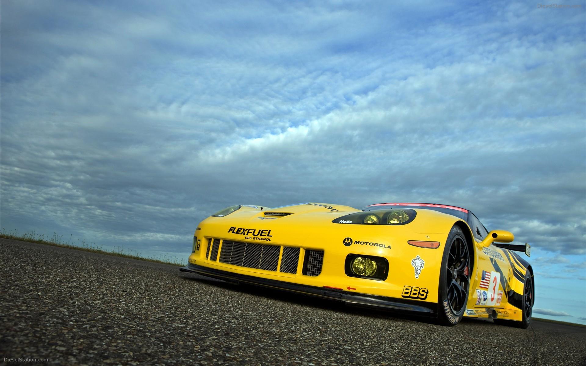Corvette Racing Next Generation C6R Widescreen Exotic Car Wallpapers 1920x1200