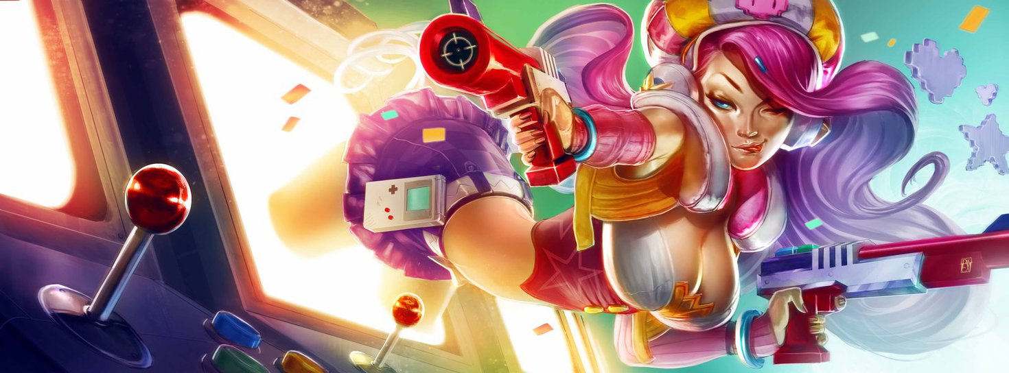Free Download Miss Fortune Arcade League Of Legends By