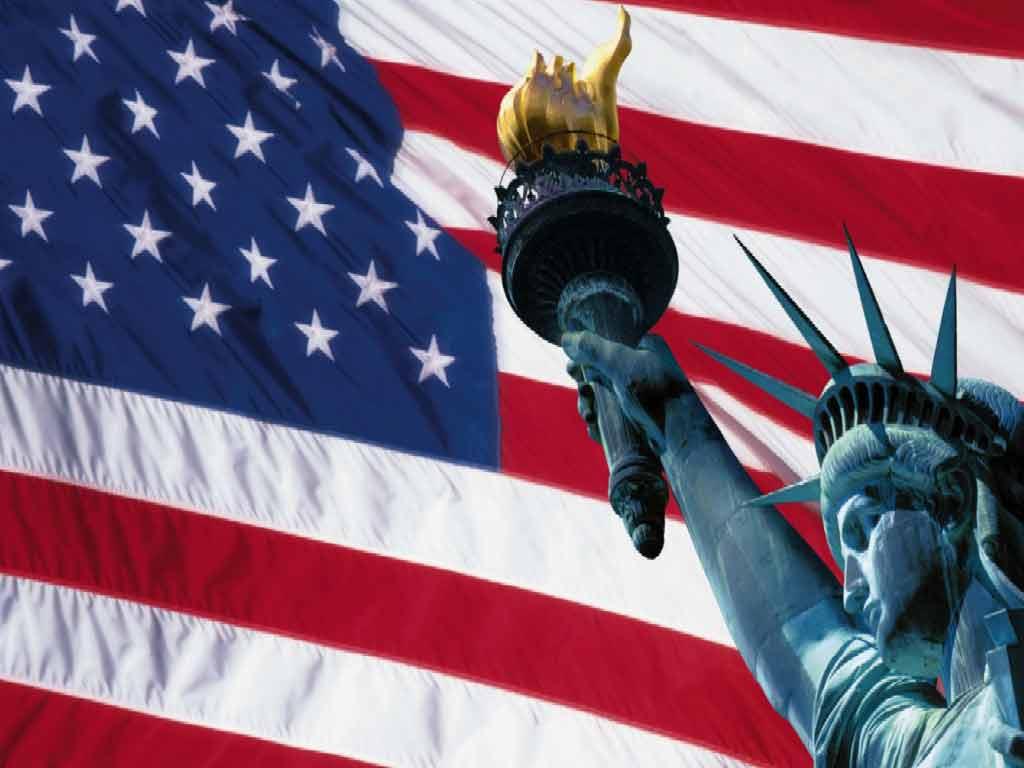 Usa   Flag   wallpaper download 1024x768