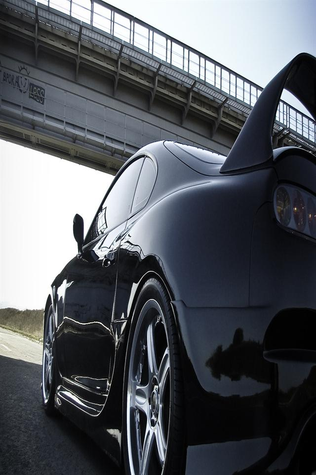 Toyota Supra Wallpaper iPhone Size Image 640x960