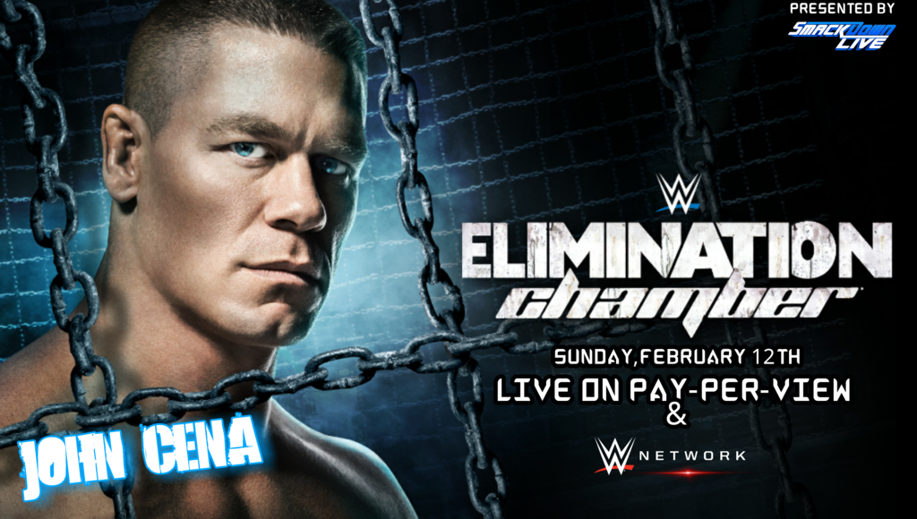 WWE Elimination Chamber 2017 Wallpaper by SidCena555 on 1024x580