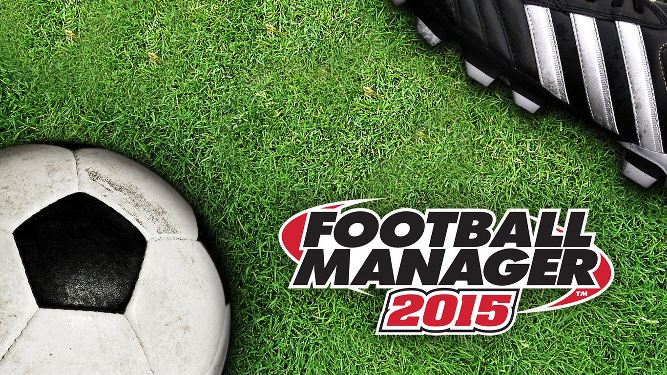 Football Manager 2015 Wallpaper in 1366x768 1366x768