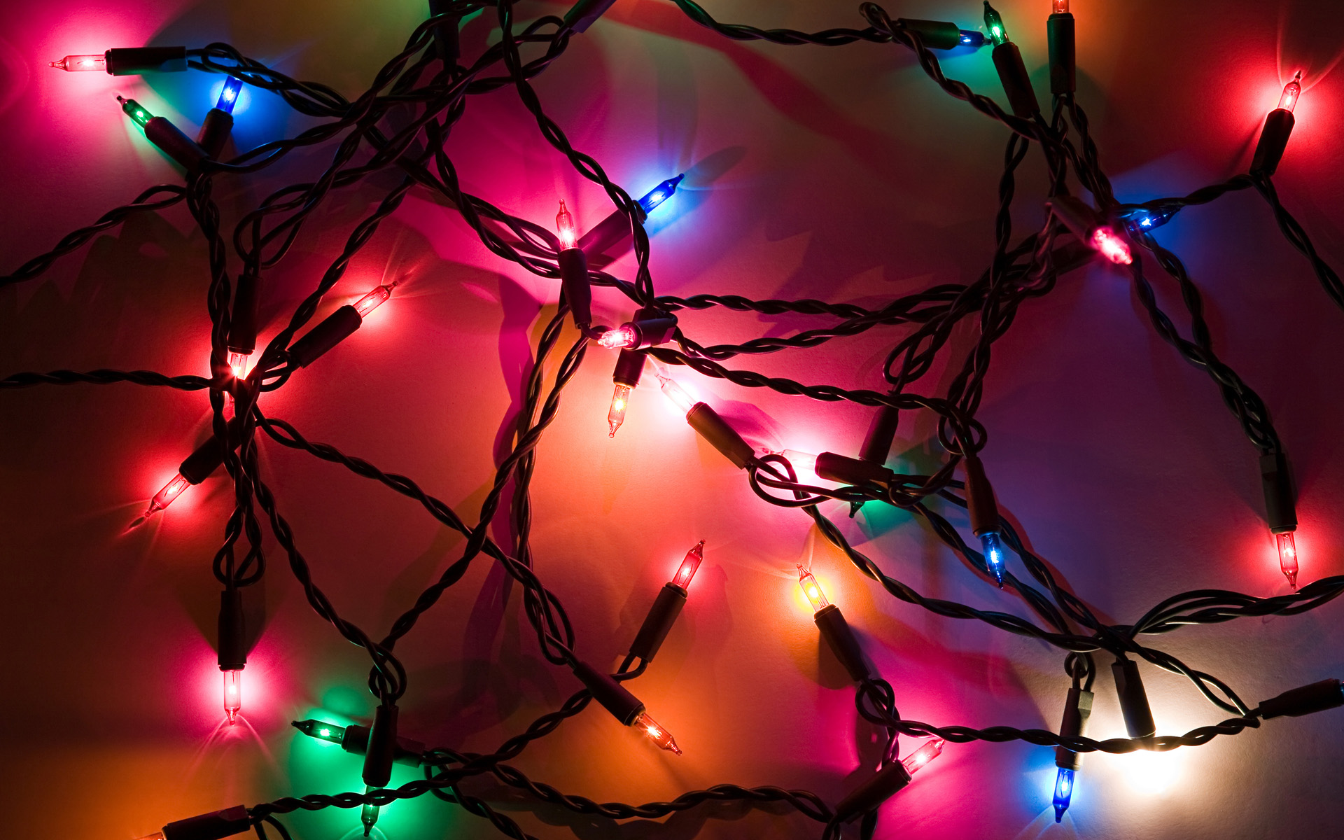 Holiday Lights Wallpapers HD Wallpapers 1920x1200