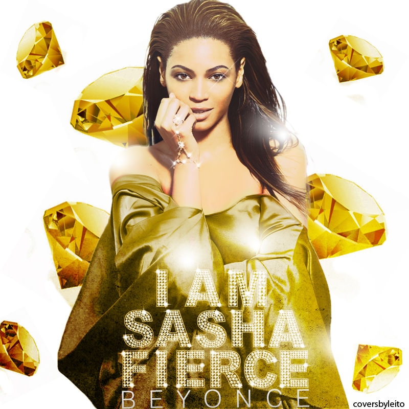 Beyoncé Deluxe Beyoncé: Sasha Fierce Wallpaper