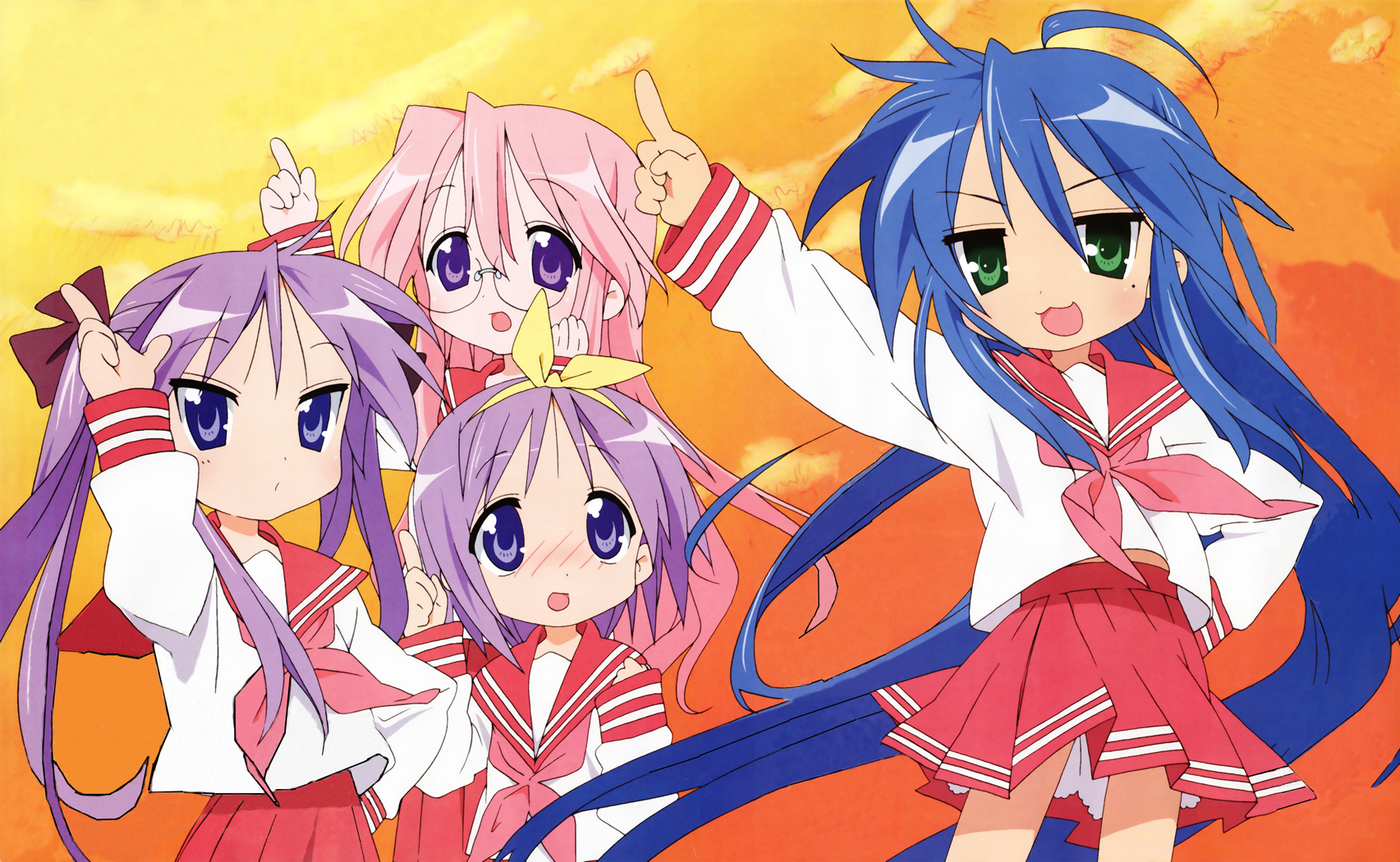 Lucky Star Wallpapers 1705x1050
