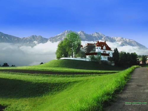 39 Beautiful Farm Wallpapers 500x375
