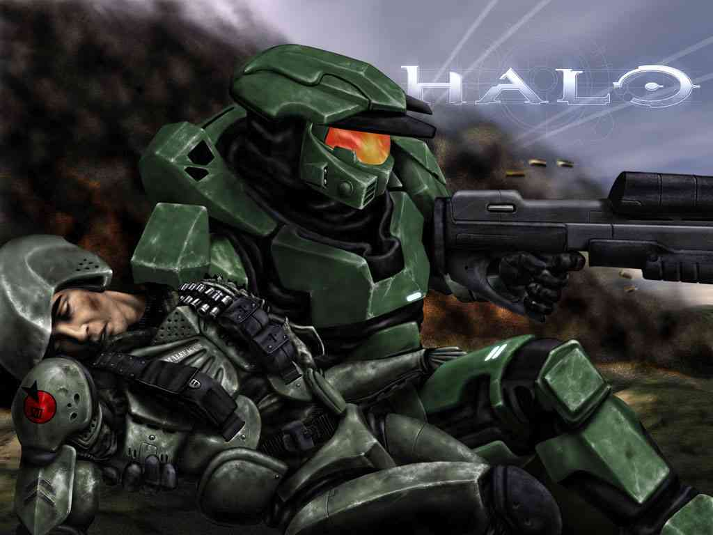 concept1 Halo Wallpaper 1024x768