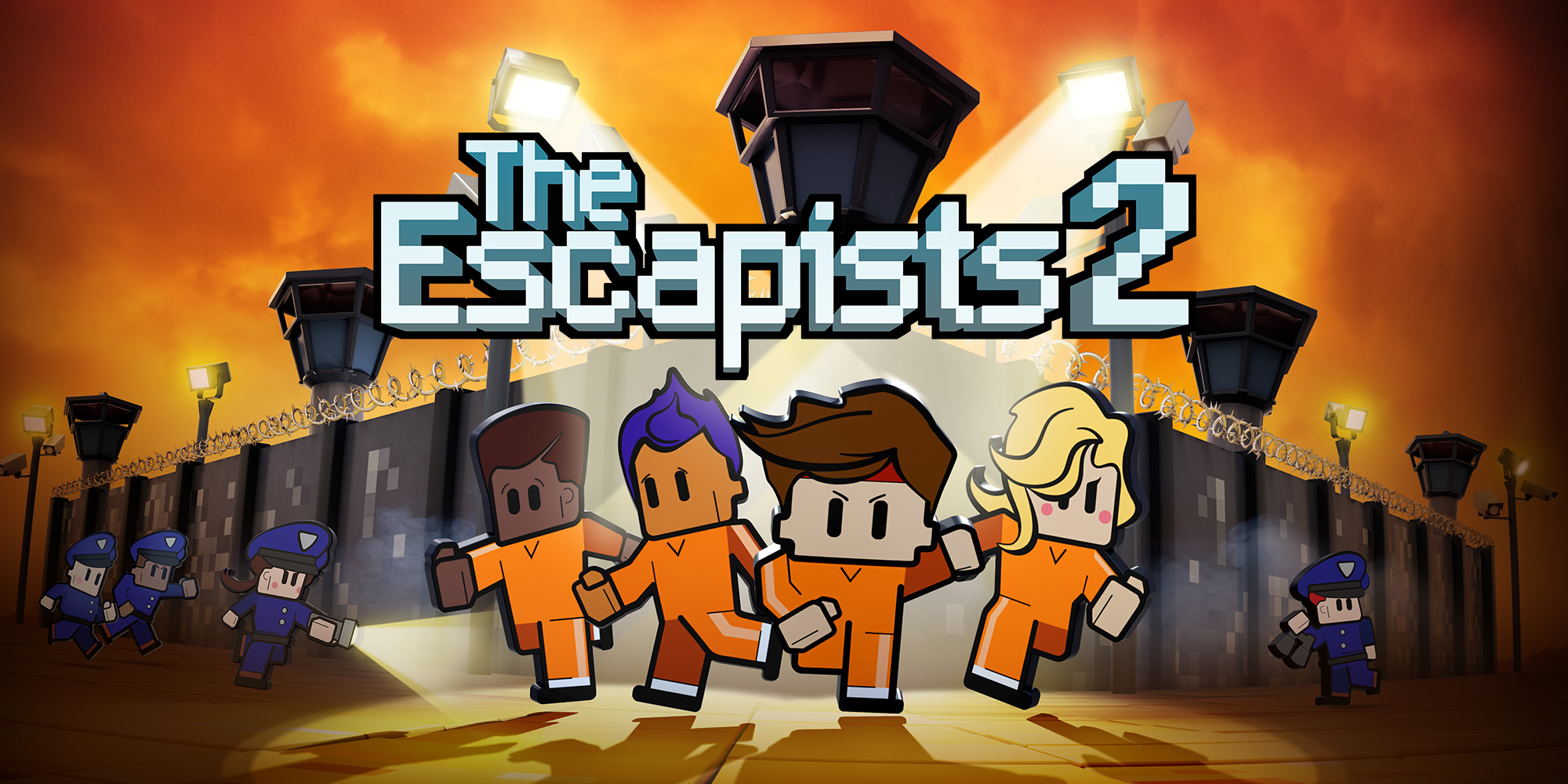 The Escapists 2 Wallpapers High Quality Download 2000x1000