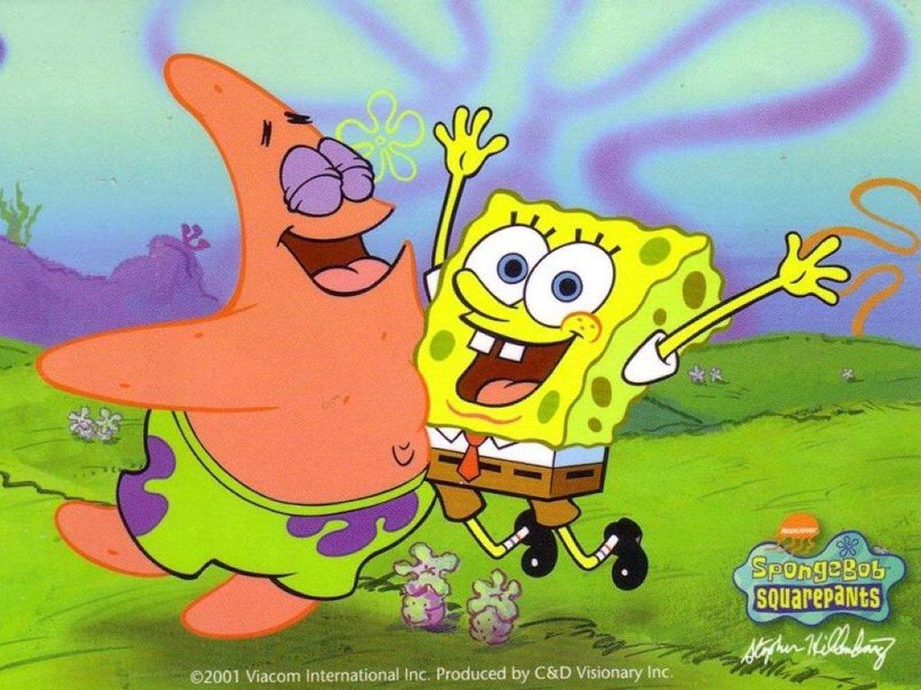 Spongebob 1393 Hd Wallpapers in Cartoons   Imagescicom 1024x768