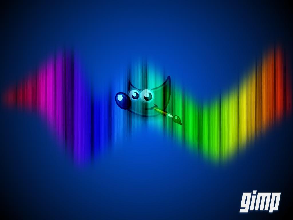 Gimp 2 Wallpaper Background Theme Desktop 1024x768