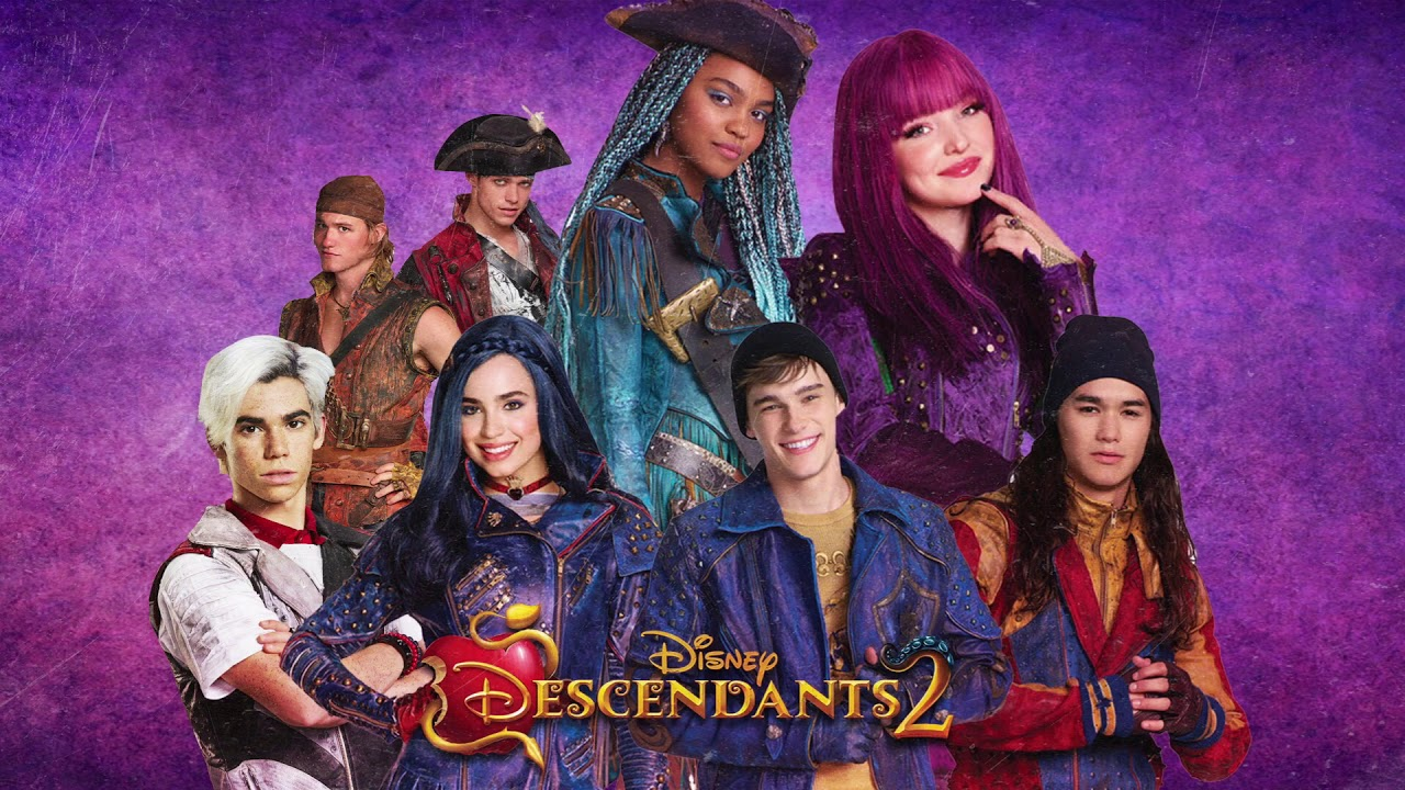 Descendants 2   Its Goin Down Instrumental Remake 1280x720